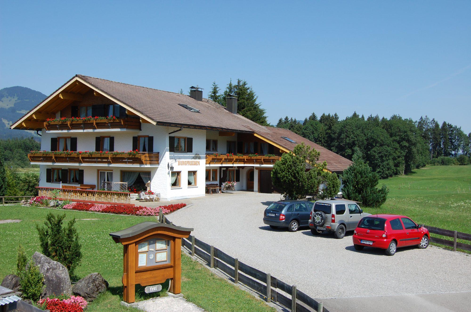 Haus Burgfrieden